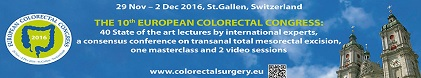 10th European Colorectal Congress (ECC)